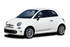 Two Door Small Car Stock Images