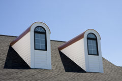 Two Dormers Stock Images