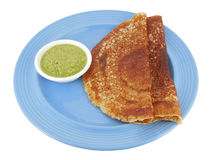 Two Dosas Royalty Free Stock Photo