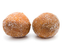 Two doughnuts Royalty Free Stock Photography