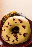 Two doughnuts Stock Photos