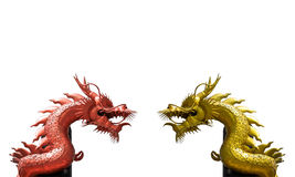 Two dragon Royalty Free Stock Photography