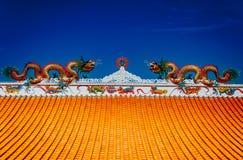 Dragon Chaina Stock Image