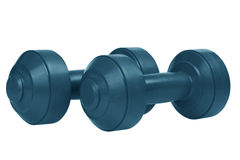 Two dumb bells Stock Images
