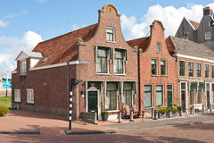 Two Dutch gables Stock Image