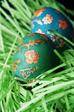 Two Easter `s eggs Stock Images