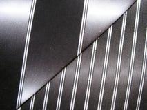 Two elegant ties Royalty Free Stock Image