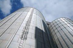 Two elevators Stock Image