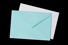 Two envelopes Royalty Free Stock Photo