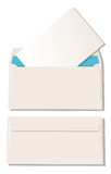 Two envelopes Royalty Free Stock Images
