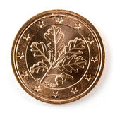 Two Euro cents coin isolated!! Stock Photography