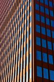 Two Faces of a Skyscraper Royalty Free Stock Image