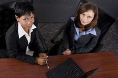 Two female business stock photography