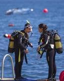 Divers Stock Photos