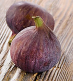 Two  figs Stock Image