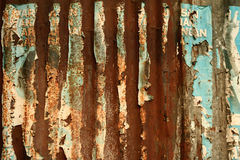 Urban decay background Royalty Free Stock Photo