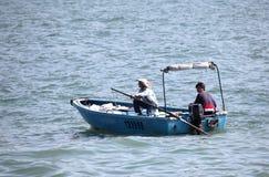 Two fishemen Royalty Free Stock Photography
