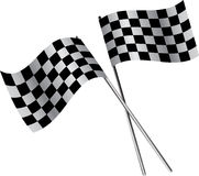 Free Two Flags Royalty Free Stock Images - 20043669