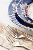 Two forks Royalty Free Stock Photography