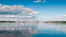 The two forth bridges Stock Photography