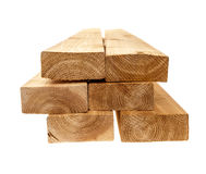 Two by four lumber Stock Image