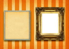 Two frames Royalty Free Stock Photo