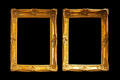 Two frames Royalty Free Stock Image