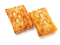 Two fresh pies Stock Photography