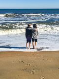 Friendship and Love on the Beach