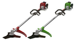 Two garden trimmer Royalty Free Stock Photo
