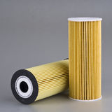 Two gasoline filters Royalty Free Stock Photo