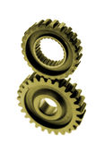 Two gears Stock Photography