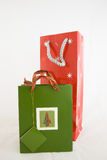 Two gift bags Stock Photography
