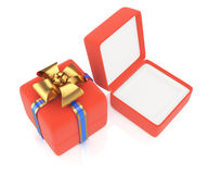 Two gift boxes Royalty Free Stock Photos