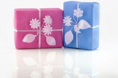 Two Gifts Stock Image