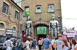 Camden Stables Market Stock Images