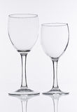 two glass Royalty Free Stock Photos