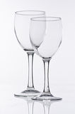 Two glass Royalty Free Stock Photography