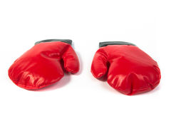 Two gloves Stock Photos