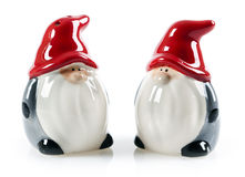 Two Gnome Stock Photo
