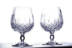 Two goblets Stock Image
