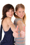 Two good friends Royalty Free Stock Images