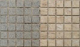 Two granites texture stock photography