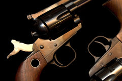 Two Guns Stock Image