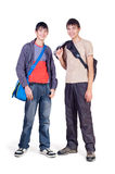 Two guys Royalty Free Stock Images