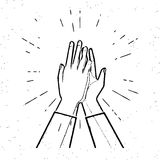 Giving High Five Stock Illustrations – 71 Giving High Five Stock ...