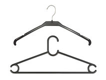 Two hangers Stock Photography