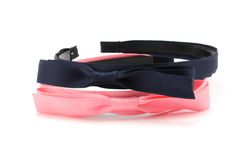Two headband different colors Stock Photo