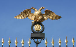 Two-headed eagle Stock Image