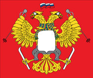 Two-headed eagle Stock Photography